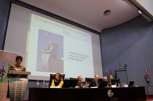 A EGAP acolle o acto de apertura do ano académico da Academia de Ciencias Veterinarias de Galicia